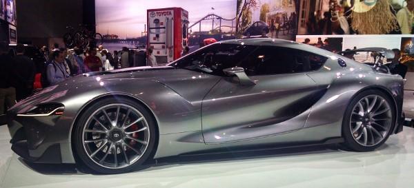 Acura NSX Vs Toyota Supra FT1 in late 2015  Torque News