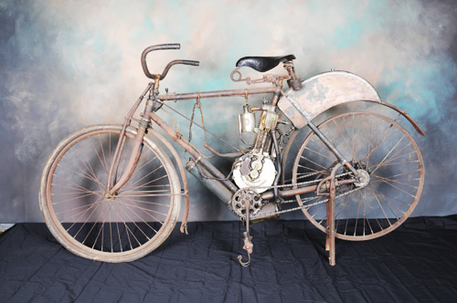 An Original 1903 Indian Motorcycle Going To Auction This
