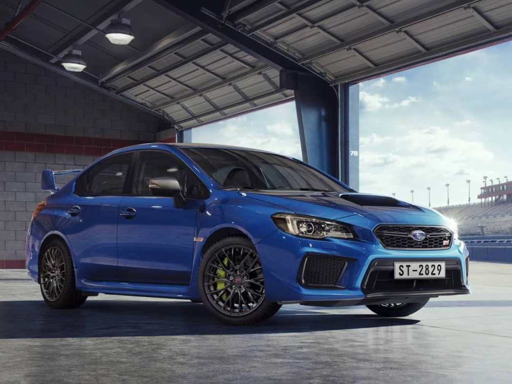 medium resolution of subaru releases new japan spec wrx sti type ra r sells out in one day