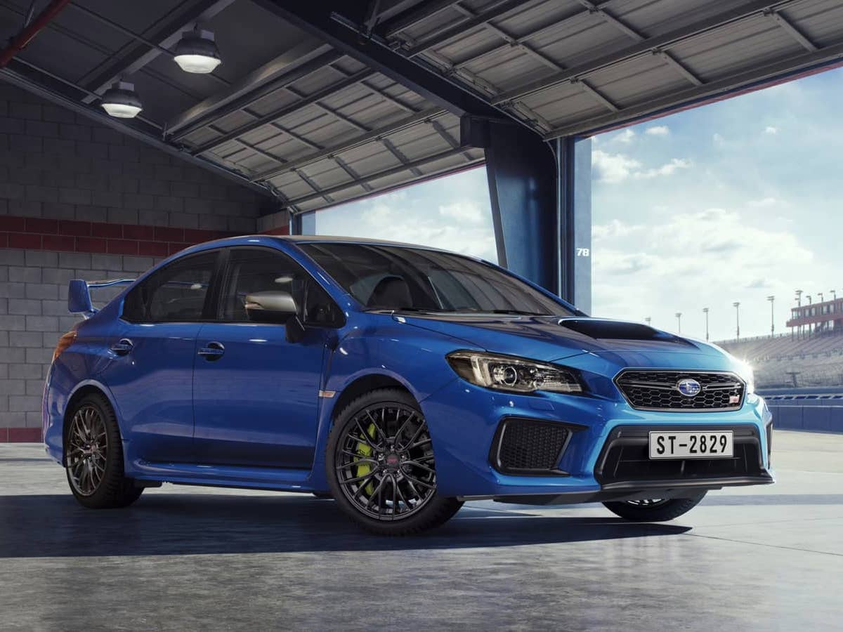 hight resolution of subaru releases new japan spec wrx sti type ra r sells out in one day