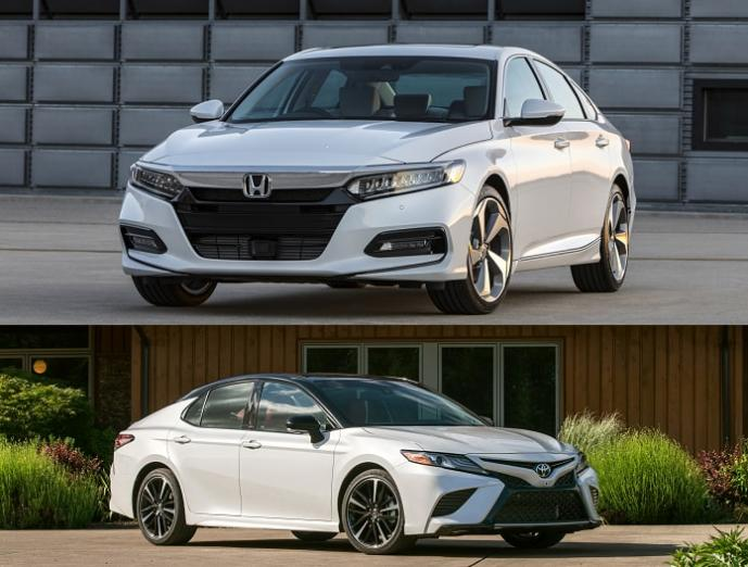 all new camry harga mobil grand avanza 2016 2018 toyota vs honda accord differences and similarities