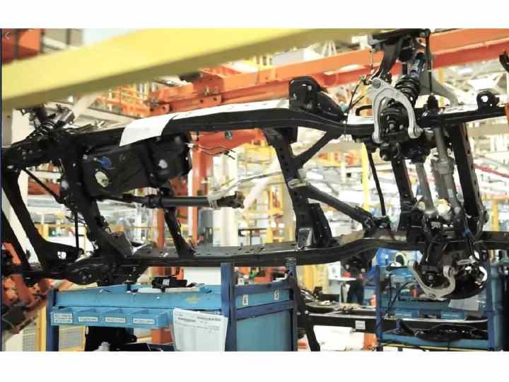 Ford Ranger Chassis Frame   lajulak org