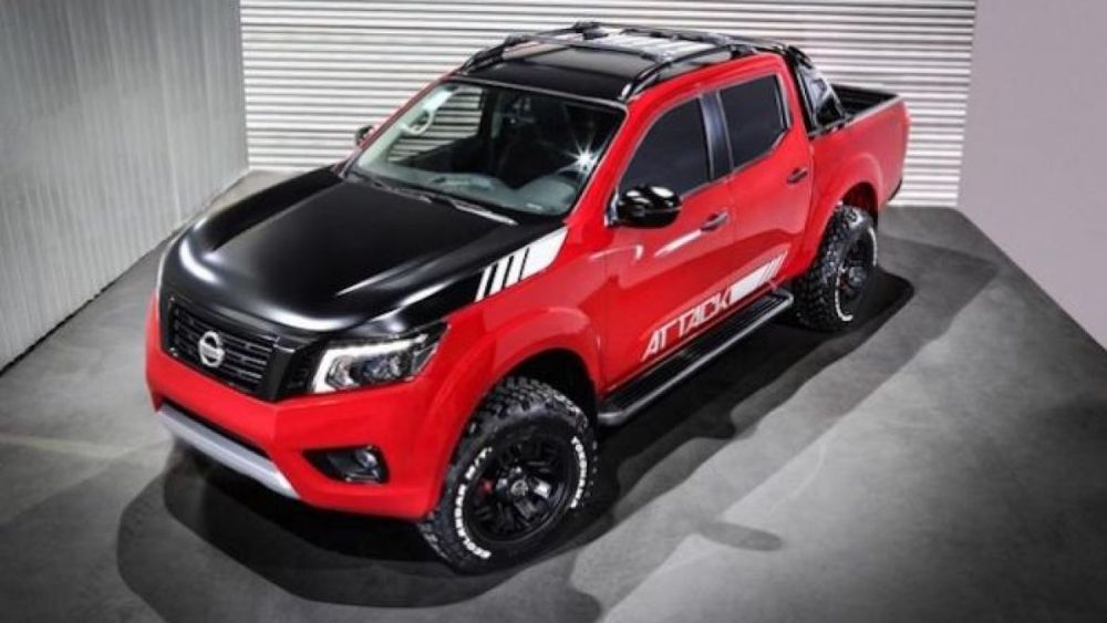medium resolution of next generation nissan frontier info leaked a new 2 8l turbo diesel is coming