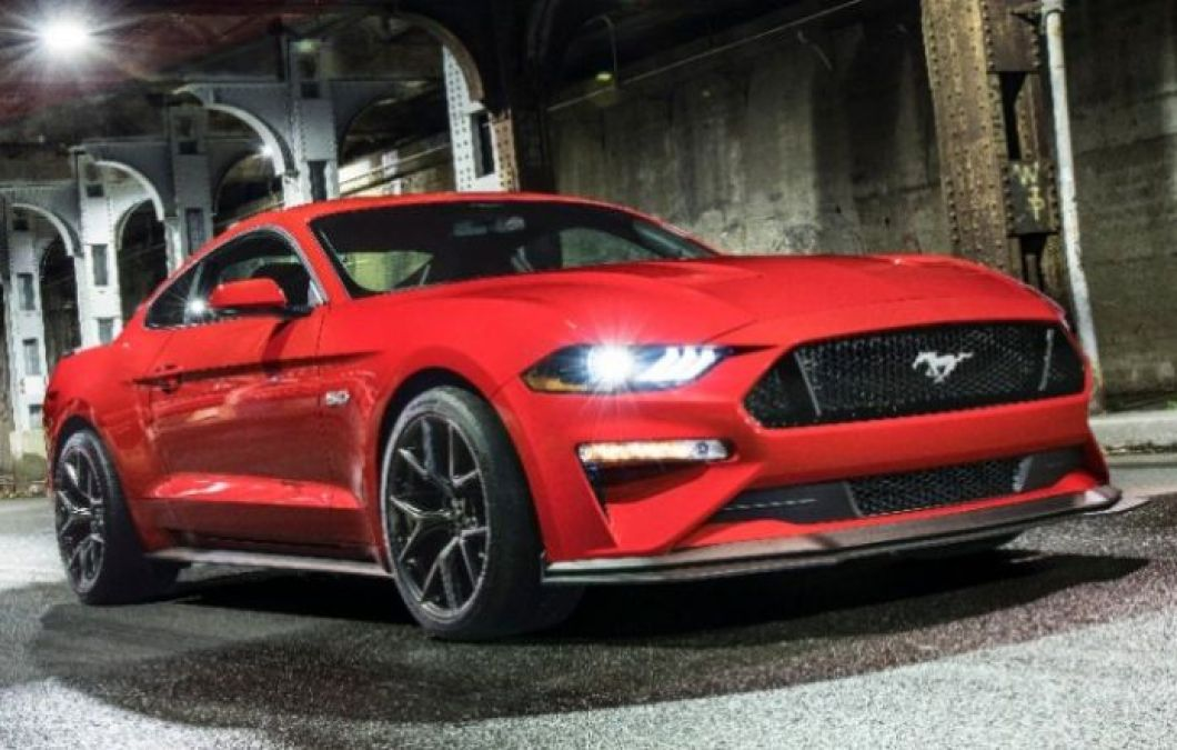 2018 ford mustang gt active exhaust