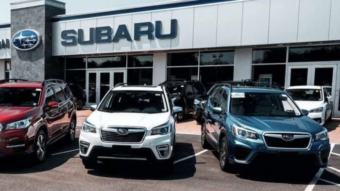 2021 Subaru Forester pricing, features, specs