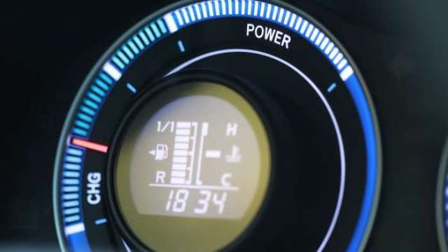 Battery Charge Gauge