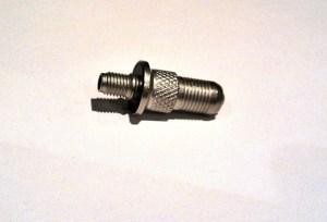 BBS RS2 / Jaguar XKR air valve adaptor