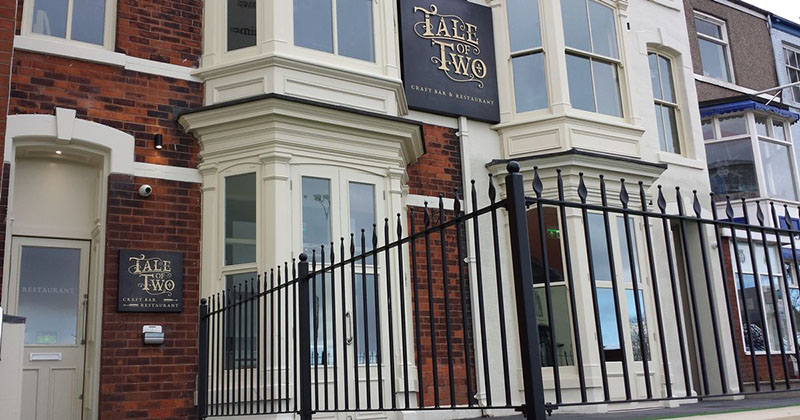 Tale of Two Cleethorpes air conditioning installation by Torr Engineering