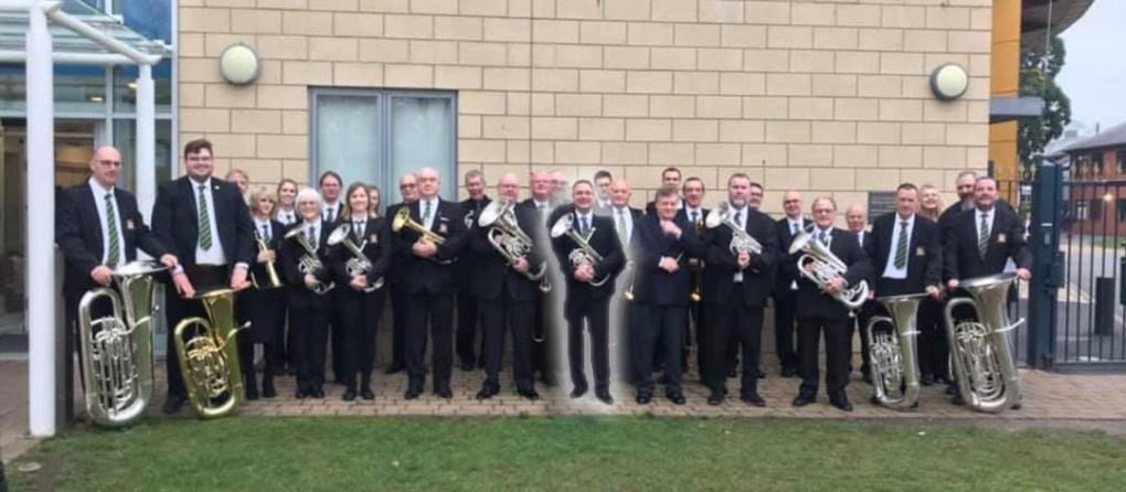Foss Dyke Brass Band - Garry Ornsby