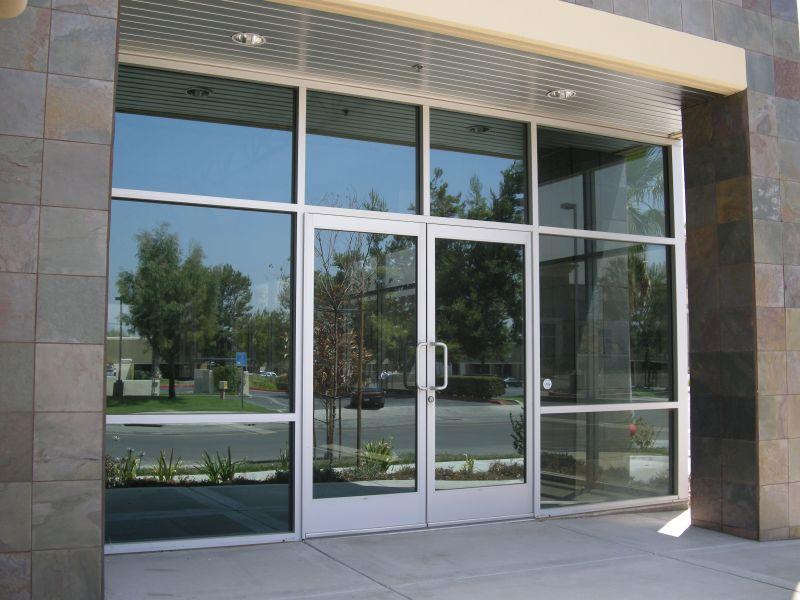 Kawneer Interior Sliding Doors