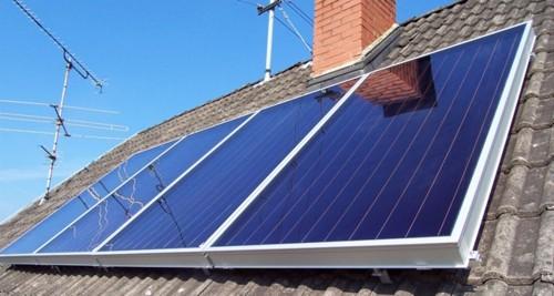 Palabras clave del tema 8 recursos para primaria - Placas solares agua caliente ...