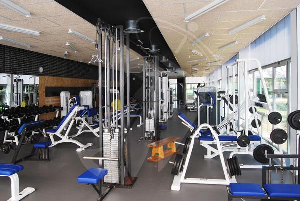 Sala de Fitness  Ayuntamiento de Torrelodones