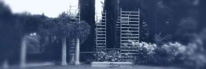 torres móviles para jardinería