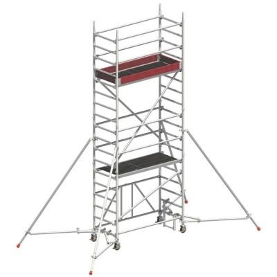 Torre móvil Zifa de 4 metros de altura
