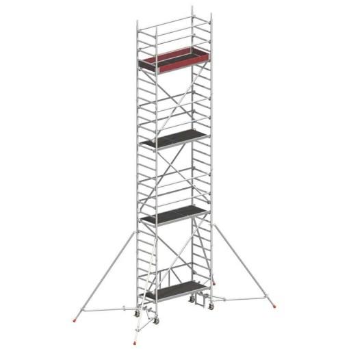 Torre móvil Zifa de 7 metros de altura