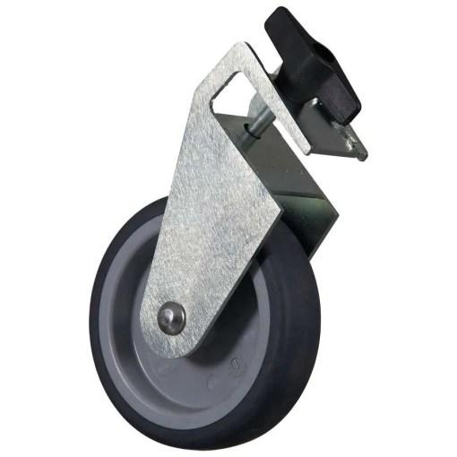 Set par de ruedas para escalera