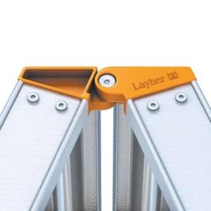 Detalle escalera de tijera TOPIC 1043