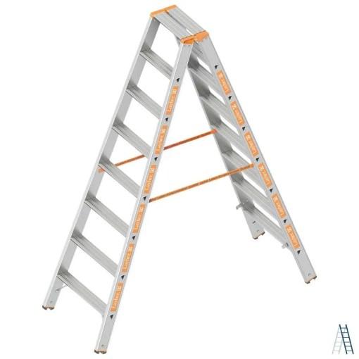 Escalera de tijera TOPIC 1043