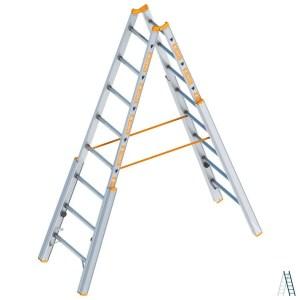 Escalera de tijera extensible TOPIC 1061