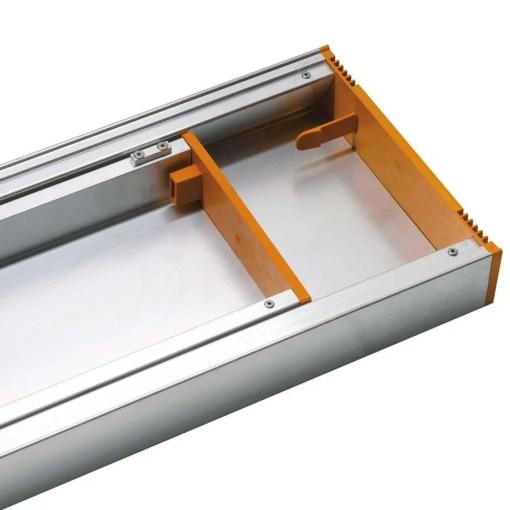 Plataforma de aluminio telescópica 1351