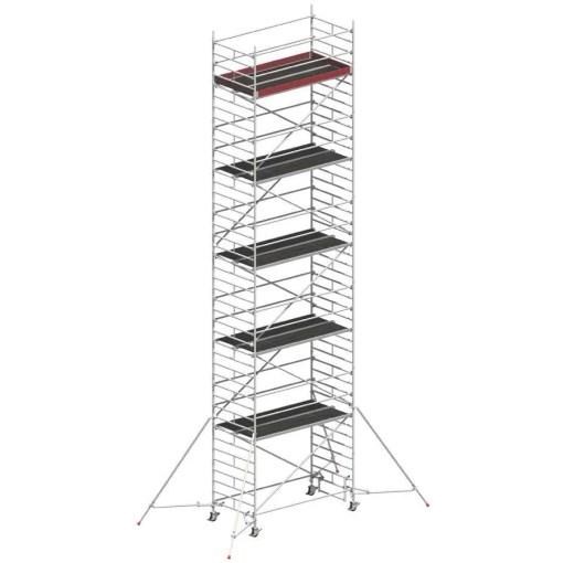 Torre móvil UniAncho de 10 metros de altura