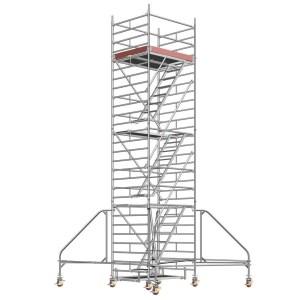 Torre móvil UniComfort de 6 metros de altura