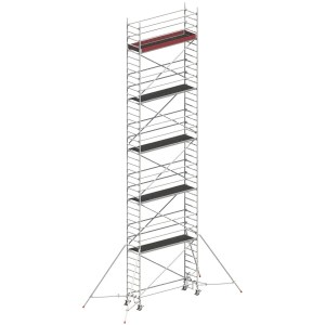 Torre móvil UniEstándar de 10 metros de altura