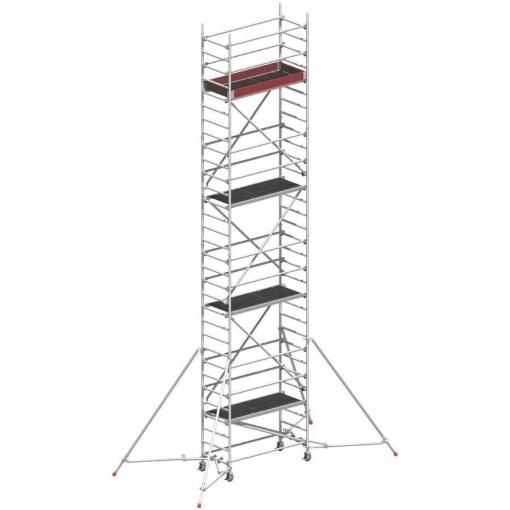 Torre móvil UniLigero de 7 metros de altura
