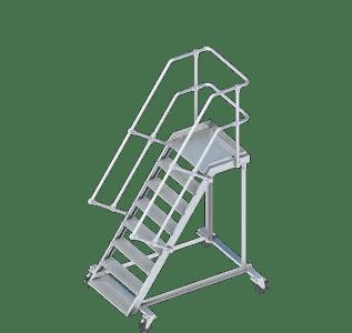 Venta de escaleras industriales