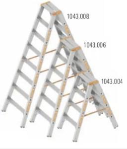 Detalle escalera TOPIC 1043