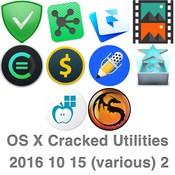 OS X Cracked Utilities 2016