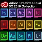 Adobe CC Collection 2018