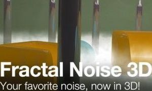 Fractal Noise 3D 1.53 for After Effects