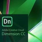 Adobe dimension cc 2018 icon