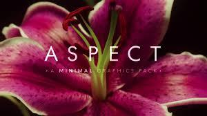 Rocketstock aspect minimal graphic elements