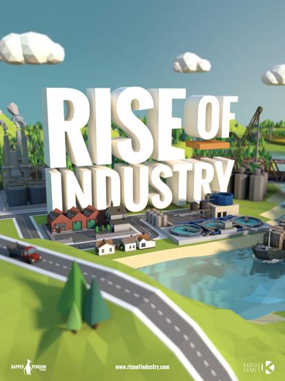 rise of industry 1 Rise Of Industry Şehircilik Simülasyon Oyununu İndir