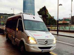 alquiler de microbuses en madrid empresa de transpor
