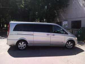 alquiler minivan 7 plazas vip madrid aeropuerto