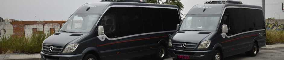 Închiriere ieftină de autobuz în Madrid - Empresa Torres Bus