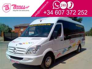 location de microbus madrid transport de personnes