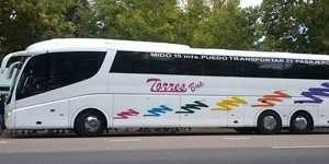 coach 70 seats in madrid company