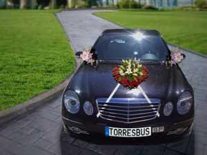 alquiler de mini autobuses para bodas precio madrid
