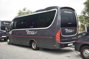 прокат мікроавтобусів в мадридських посольствах перевезення пасажирів аеропорту мадридських барайяс