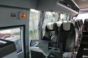 microbuses in madrid for rent with driver and with