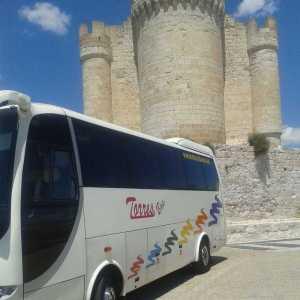 Towers Bus Bus Castle