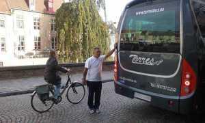 servicios de excursiones empresa transporte de viajeros