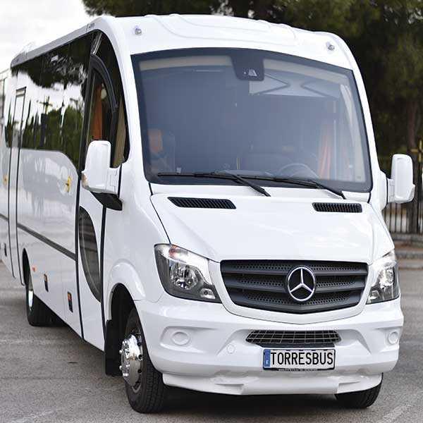 Sièges de direction microbus 30 pour minibus