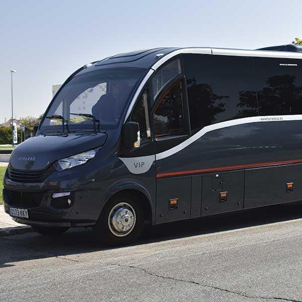 microbus 30 plazas vip
