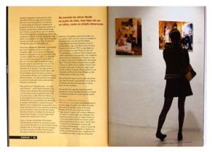 """Contemporary Art, The Cauldron Boiling,"" Katalizador Magazine, no. 5, (June 2011): 16- 37"