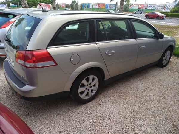 Opel Vectra SW 1.9 CDTI 2007